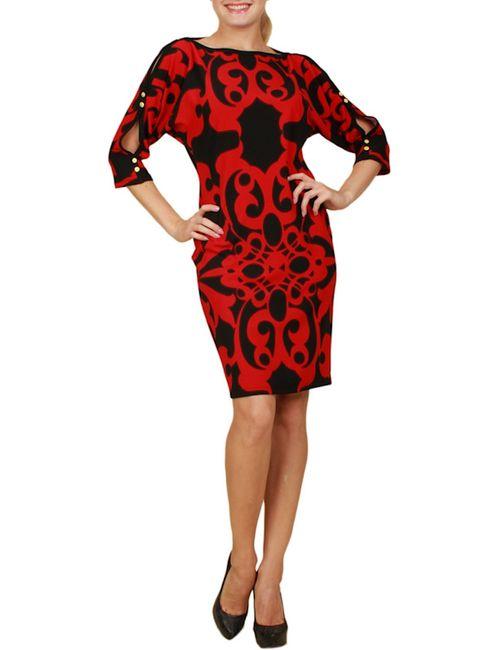 Lamiavita | Женское Красное Платье