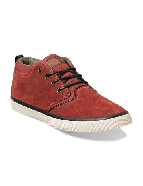 Quiksilver   Мужские Красные Ботинки
