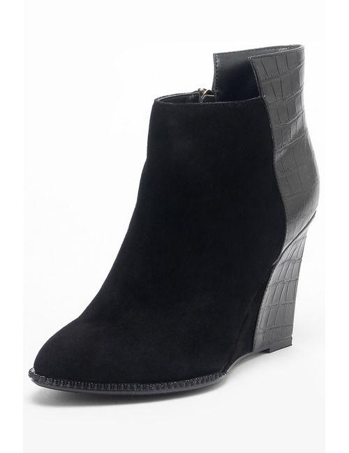 Kapricci | Женские Чёрные Ботинки