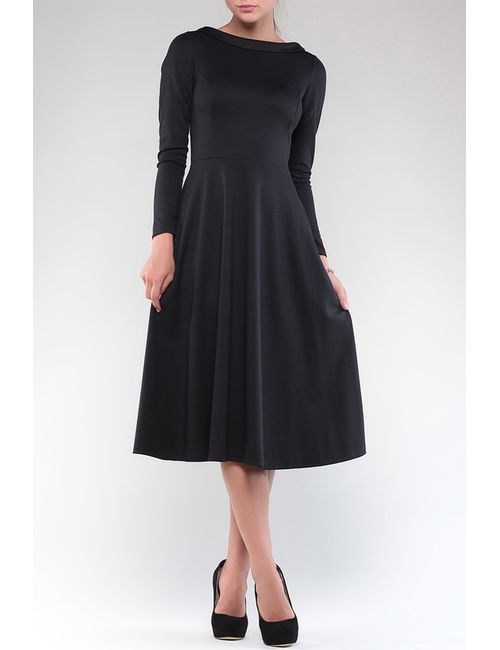 REBECCA TATTI   Женское Чёрное Платье