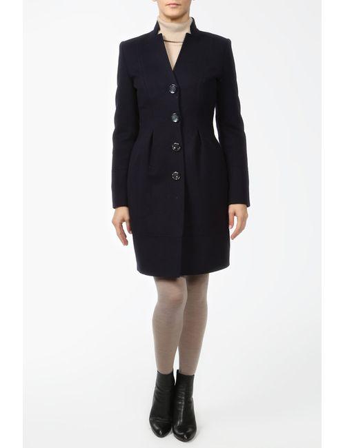 Анора | Женское Синее Пальто