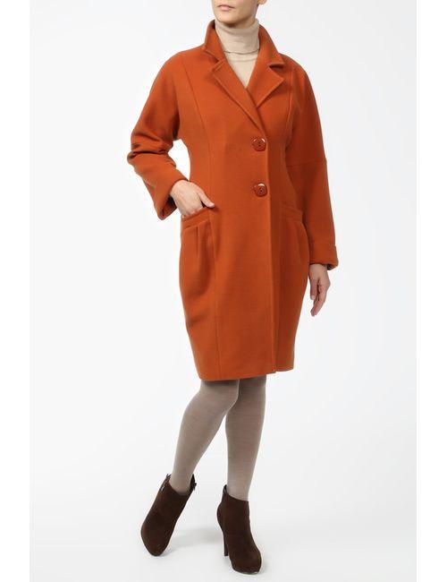 Анора | Женское Коричневое Пальто
