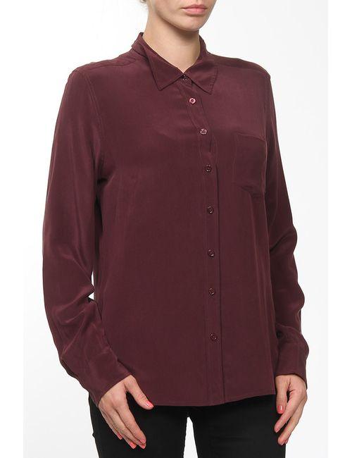 Equipment | Женская Красная Блуза