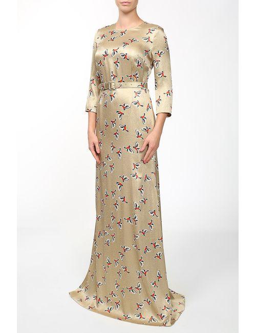 Alexander Terekhov | Женское Многоцветное Платье Вечернее