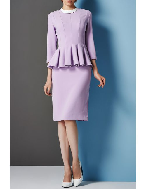 Isabel Garcia | Женское Фиолетовое Платье