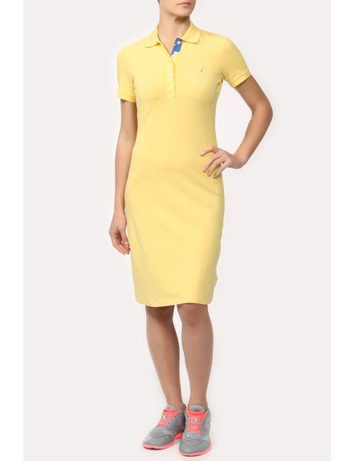 Nautica | Женское Жёлтое Платье