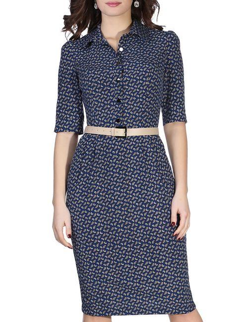 Olivegrey | Женское Бежевое Платье