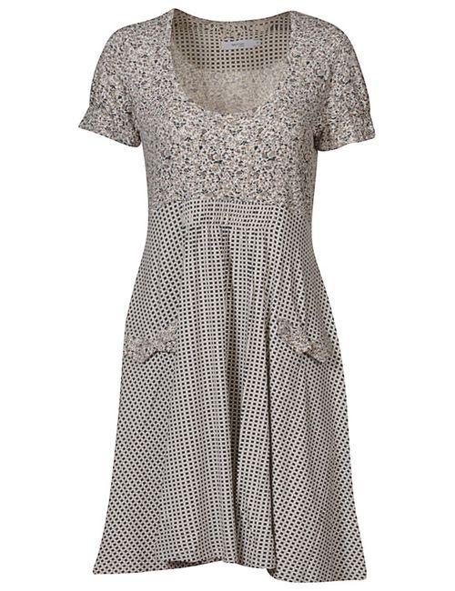 Myrine | Женское Серое Платье