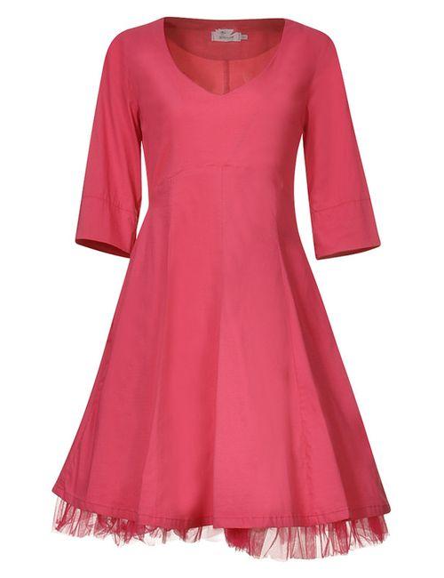 Myrine | Женское Розовое Платье