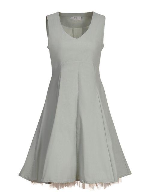 Myrine | Женское Белое Платье