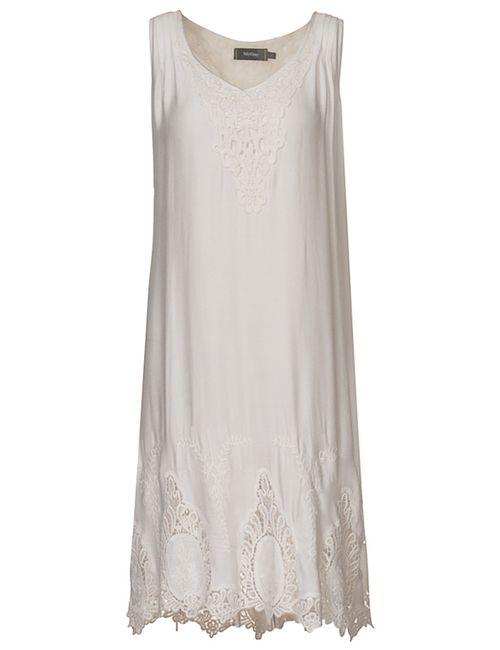 Myrine   Женское Белое Платье