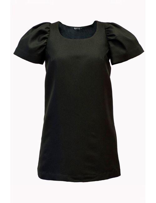 BERTEN | Женское Чёрное Платье