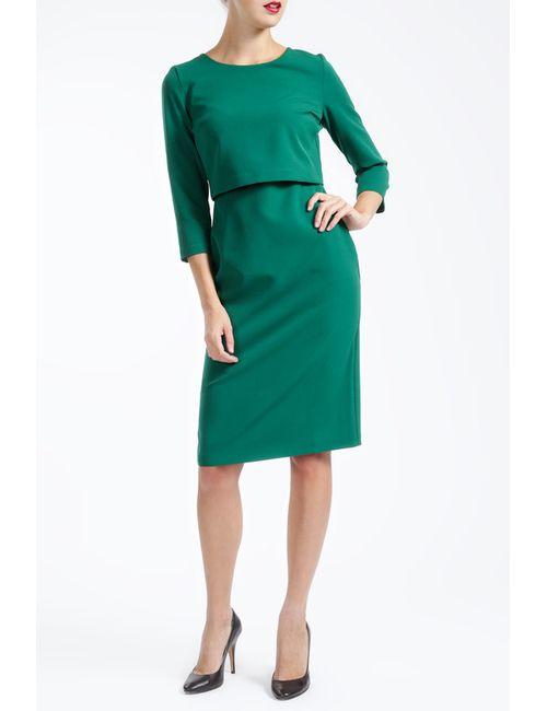 MBYMAIOCCI | Женское Зелёное Платье