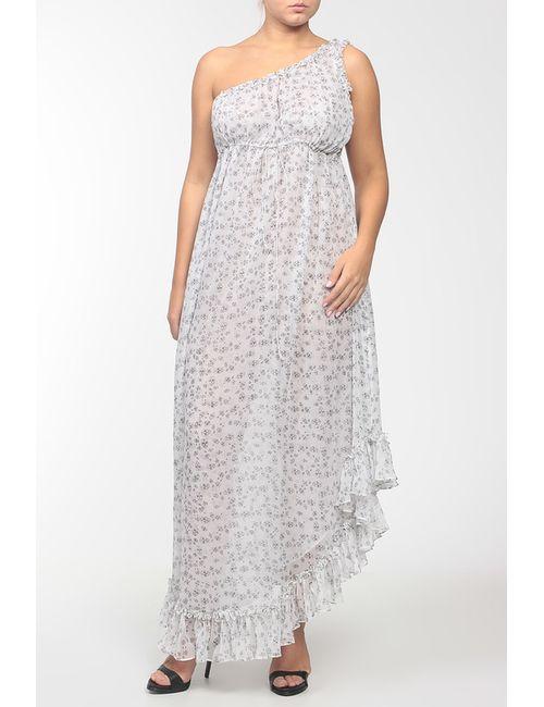 Thomas Wylde   Женское Белое Платье