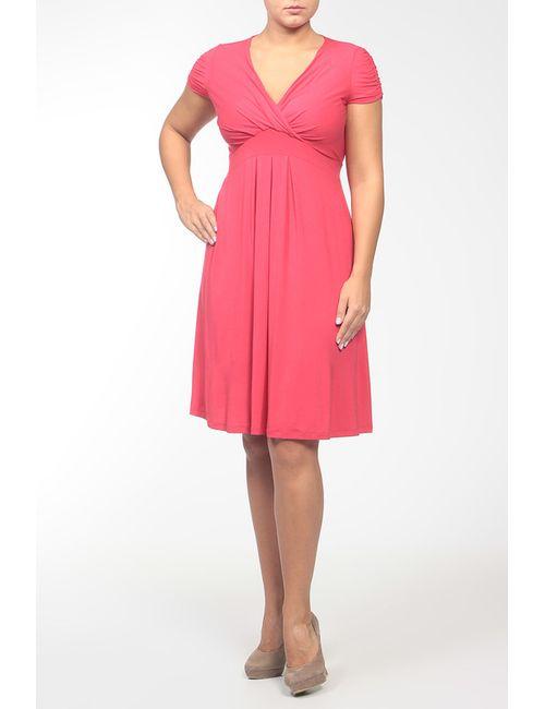 Pietro Brunelli | Женское Красное Платье Джерси