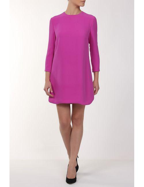 Ralph Lauren | Женское Розовое Платье