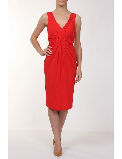 Michael Kors | Женское Красное Платье Джерси