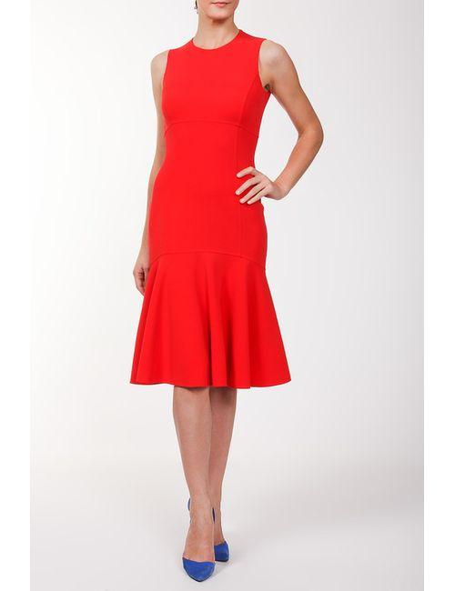 Michael Kors   Женское Красное Платье