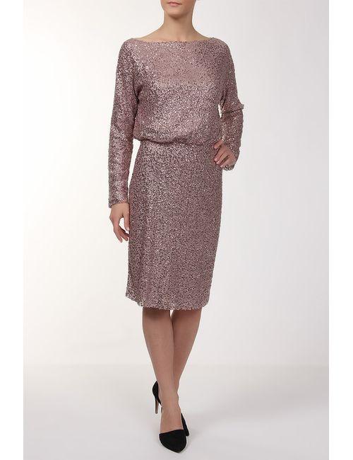 St. John | Женское Розовое Платье