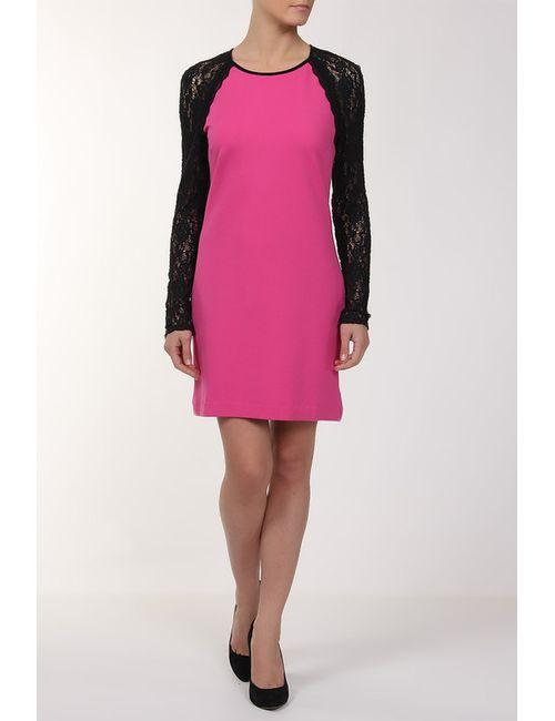 Juicy Couture   Женское Розовое Платье Джерси