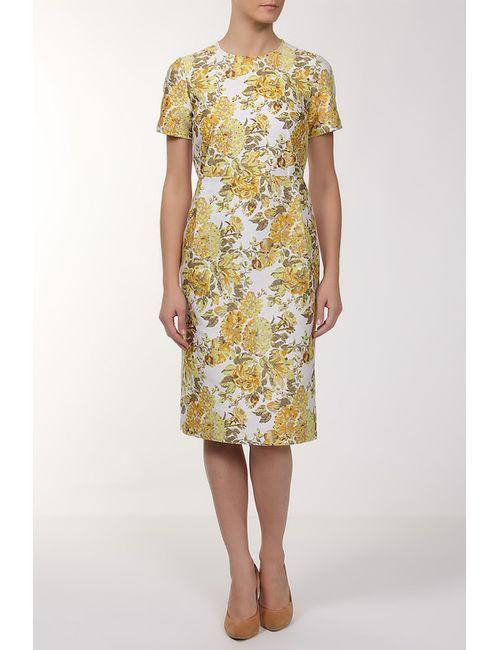 Stella Mccartney   Женское Жёлтое Платье