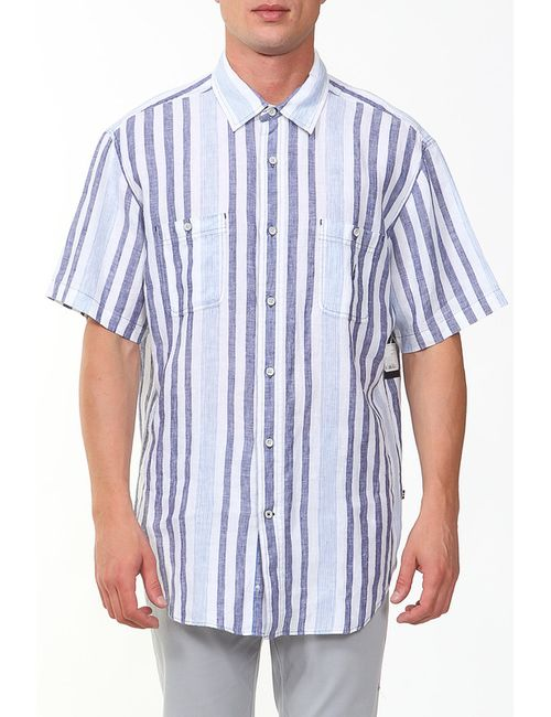Nautica | Мужская Белая Рубашка