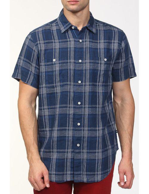 Nautica | Мужская Синяя Рубашка