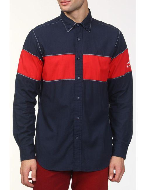 Nautica | Мужская Красная Рубашка