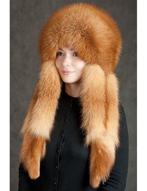 Семь Зим | Женская Многоцветная Шапка Мурлыка С Ушками