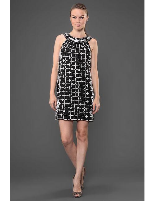 Emilio Pucci | Женское Чёрное Платье Вечернее