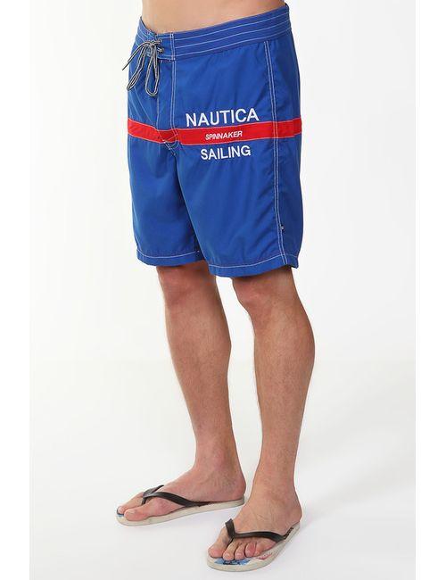 Nautica | Мужские Синие Купальные Шорты