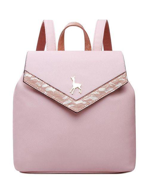 HOW.R.U | Женский Розовый Рюкзак