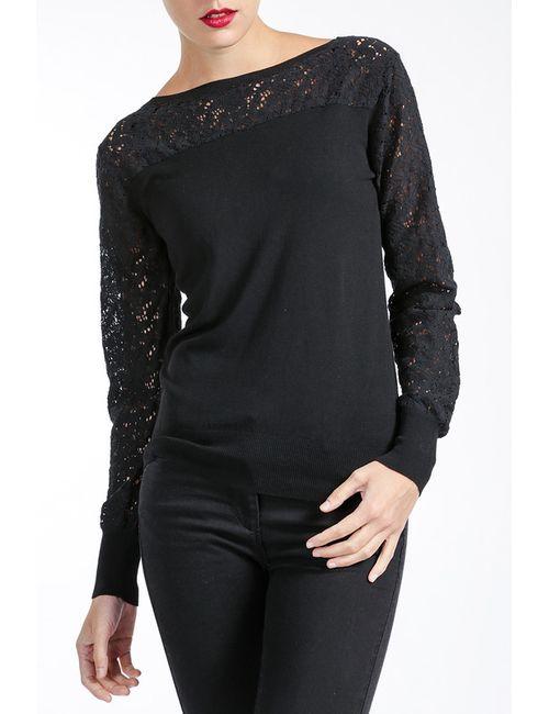 MBYMAIOCCI | Женская Чёрная Блузка