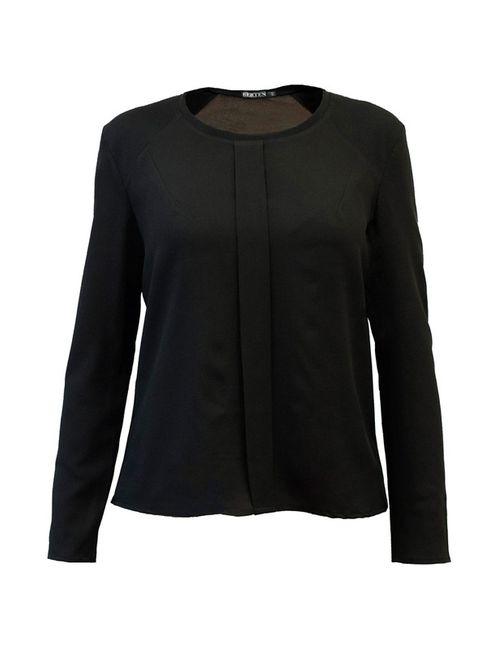 BERTEN | Женская Черный Блуза