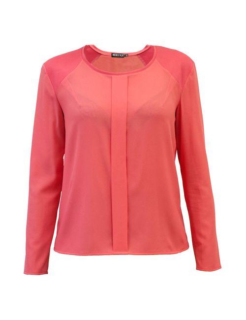 BERTEN | Женская Красная Блуза
