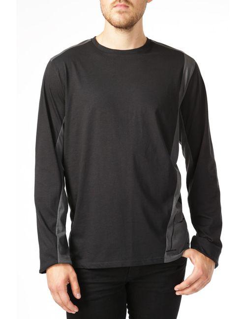 ARMANI JEANS | Мужской Чёрный Пуловер