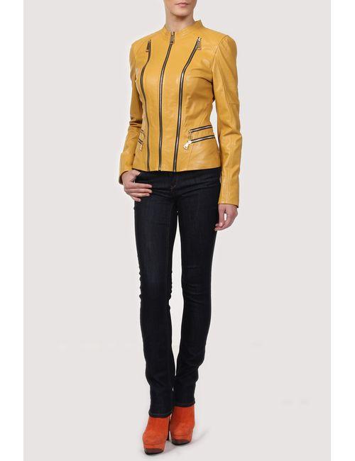 Dipol | Женская Жёлтая Куртка