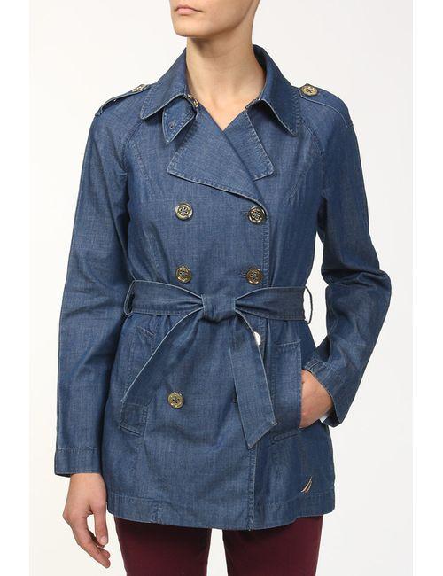 Nautica | Женская Синяя Куртка