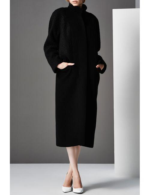 Isabel Garcia | Женское Чёрное Пальто