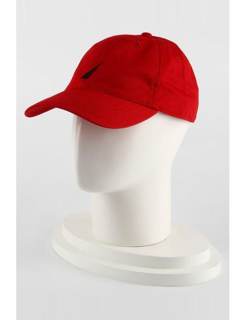 Nautica   Мужская Красная Кепка