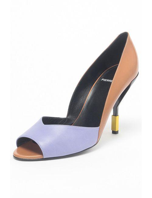 Pierre Hardy | Женские Многоцветные Туфли