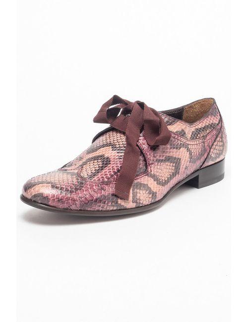 Lanvin | Женские Коричневые Туфли