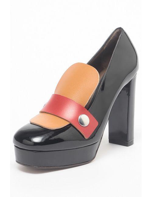 Marni | Женские Чёрные Туфли
