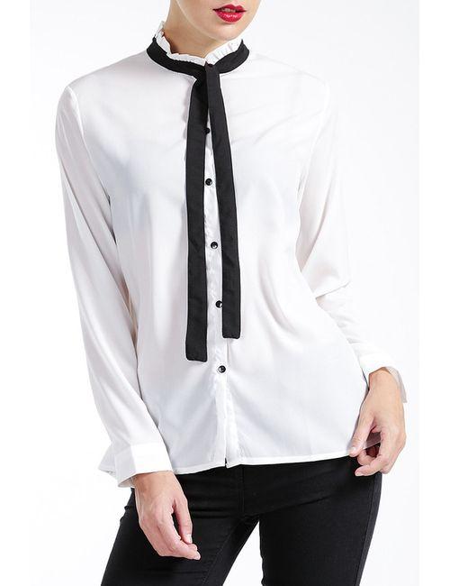 MBYMAIOCCI | Женская Белая Рубашка