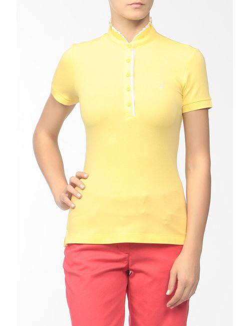 Nautica | Женское Жёлтое Поло