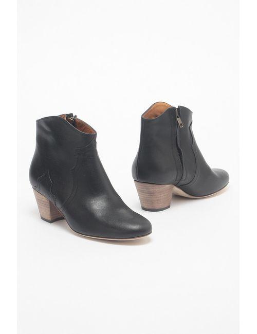 Isabel Marant | Женские Чёрные Ботинки