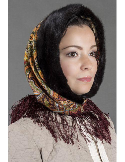 Семь Зим | Женский Многоцветный Платок Алеся
