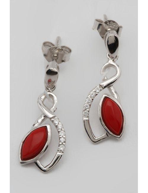 Art Silver | Женские Серебряные Серьги