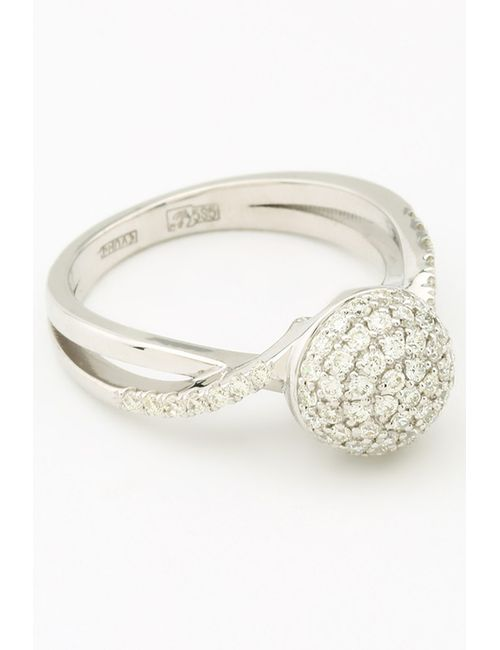 Diamond Family | Женское Белое Кольцо