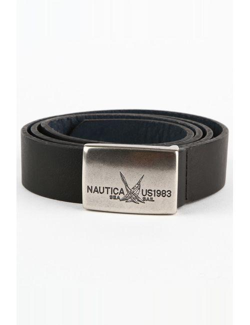 Nautica   Мужской Чёрный Ремень